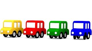 getlinkyoutube.com-4 МАШИНКИ! Песенки для детей. Сборник детских песен от #4машинки 🚗! Песенки про машинки
