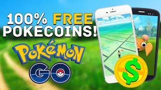 getlinkyoutube.com-Pokémon GO! ★HOW TO GET FREE POKEBALLS + POKECOINS!★ Tutorial/Guide (No Hack Required)