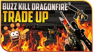 getlinkyoutube.com-M4A4 BUZZ KILL ODER SSG 08 Dragonfire STATTRAK Trade Up 160$ Teurer Spaß CS:GO