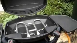 Landmann Gasgrill Pantera : Landmann pantera grilltest 2 von biggreenegg shop24.de youtube