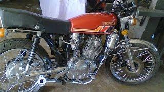 getlinkyoutube.com-CG com Motor de Falcon (400cc) !!!