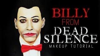 getlinkyoutube.com-Billy the Dummy - Dead Silence - Makeup Tutorial!