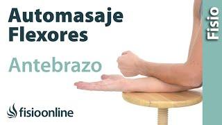 getlinkyoutube.com-Automasaje para la musculatura flexora del antebrazo