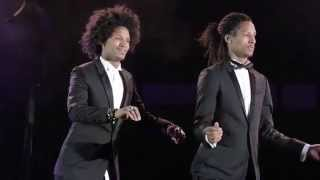 getlinkyoutube.com-Les Twins 2015 Paris