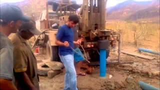 getlinkyoutube.com-Poço profundo: Fazenda Expedito Diógenes - Jaguaribe, CE [Parte 1]