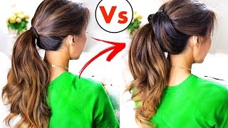 ★ BEST Running Late HACKS & HAIRSTYLES of 2016 💙   Life, Beauty, Hair TIPS