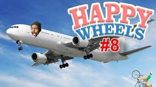 getlinkyoutube.com-Plane Crash Simulator! | Happy Wheels #8
