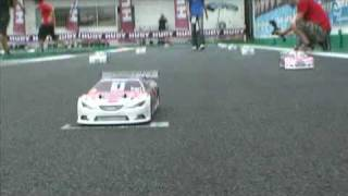 getlinkyoutube.com-Greatest RC Touring Car Race Ever! - IFMAR 1/10th World championships A final leg 3 - From RC Racing