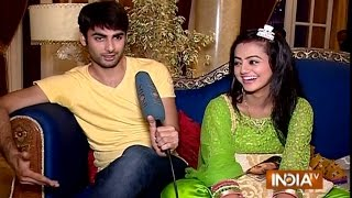 getlinkyoutube.com-Swaragini - Jodein Rishton Ke Sur: Sanskar-Swara's Bond Makes Lakshya Jealous