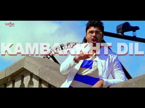 KAMBHKAT DIL || NEW PUNJABI SONG BY SUKHWINDER SINGH || FROM NEW PUNJABI MOVIE || JATTS IN GOLMAAL