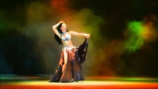 getlinkyoutube.com-Аmira Abdi - seductive bellydancing to rebetico song Misirlou 2015