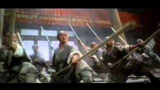 getlinkyoutube.com-Tai Chi Master (Jet Li) - Shaolin Temple Fight