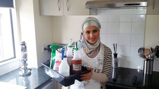 getlinkyoutube.com-❤❤My Weekly Kitchen Cleaning Routine    كيف تنظفي مطبخك كل أسبوع باحترافية ❤❤