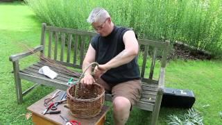 Willow Work: Viki Graber, Basketmaker