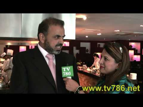 Lord Nazir Ahmed's opinion for www.tv786.net