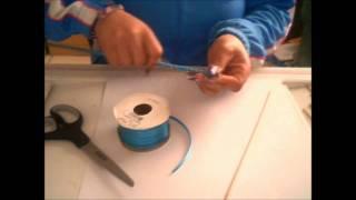 getlinkyoutube.com-moños de liston (como hacer los chinitos)
