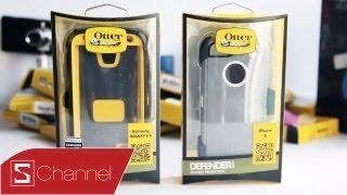 getlinkyoutube.com-Schannel - Giới thiệu ốp lưng cao cấp, siêu bền Otter Box - CellphoneS