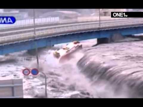 earthquake japan 2011 new footage of tsunami waves in iwate japan x on