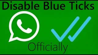 getlinkyoutube.com-How to disable blue ticks in whatsapp [official] [2015]