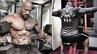 getlinkyoutube.com-The Rock's HERCULES WORKOUT REVIEW - Shoulders Workout