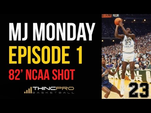MJ Monday EPISODE 1 - Basketball Lessons, DEADLY Moves, Tips, and Motivation From Michael Jordan