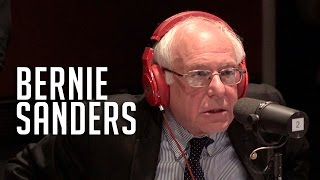 getlinkyoutube.com-Bernie Sanders in Studio w/ Ebro in the Morning!!!