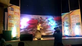 Aaiye mehrban belly dAnce with indian touch