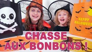getlinkyoutube.com-[VLOG] Chasse d'Halloween aux bonbons & Surprise de fin - Studio Bubble Tea tricks or treats