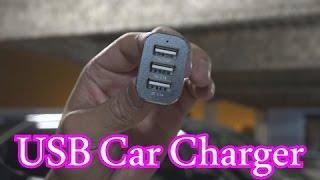 これは重宝!USB Car Charger カー用品シリーズ!Vol.7
