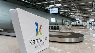 Lotnisko w Pyrzowicach rozwija skrzydła