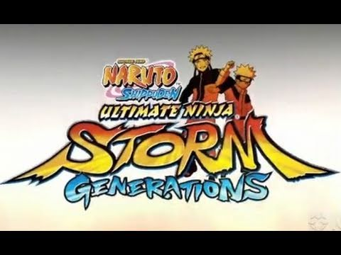 Naruto Shippuden: Ultimate Ninja Storm Generations - Announcement Trailer