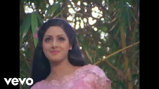 getlinkyoutube.com-Gori Teri Jawani Pe - Lyric Video | Kalaakaar | Sridevi | Kishore
