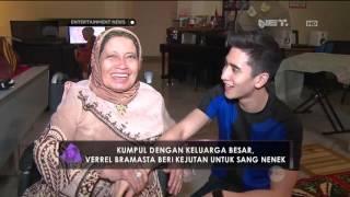 getlinkyoutube.com-Kumpul Dengan Keluarga Besar, Verrel Bramasta Beri Kejutan Untuk Sang Nenek