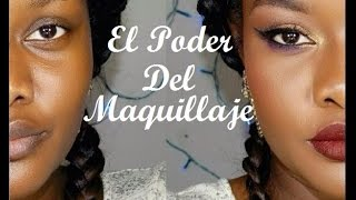 getlinkyoutube.com-El Poder Del Maquillaje/ The Power Of Makeup Colaboración Con Lina Garcia TUTORIAL DC...