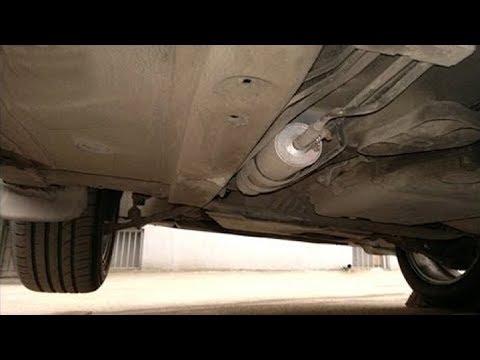 Замена топливного фильтра BMW E36