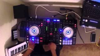 getlinkyoutube.com-Pioneer DDJ-SX Hip Hop mix plus a touch of twerk