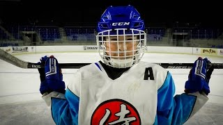 getlinkyoutube.com-GoPro: Japanese Ice Hockey Prodigy Aito Iguchi
