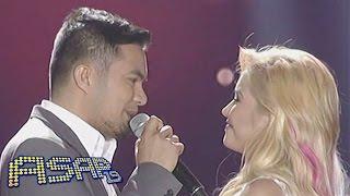 getlinkyoutube.com-Yeng Constantino sings 'Ikaw' with fiance Yan Asuncion