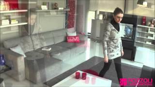 getlinkyoutube.com-Mobili Trasformabili e Letti a Scomparsa Clei | Pozzoli Living&Moving