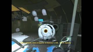 getlinkyoutube.com-Portal 2 - Quiero ir al espacio [HD]