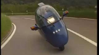 Car or Motor Bike? Jeremy tries out the EcoMobile - Jeremy Clarkson's Motorworld - BBC
