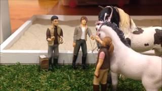 getlinkyoutube.com-Windsor Stables  Part 1 From The Beginning a Schleich Horse Movie