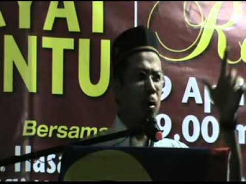 Ceramah Zulkifli Noordin di Seksyen 18 ,  Shah Alam 9 April 2012 (Part 1)