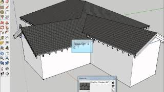 getlinkyoutube.com-Instant Roof - Plugin for SketchUp.  Presented by NextWave Technology