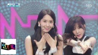 getlinkyoutube.com-[소녀시대 Girl's Generation] - Mr. Mr @인기가요 Inkigayo 140309