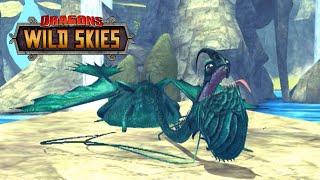 getlinkyoutube.com-WE GOT SCAULDY! Dragons: Wild Skies - Part 2