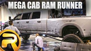 getlinkyoutube.com-Mega Cab Ram Runner - SEMA - Diesel Brothers Diesel Sellerz Dave