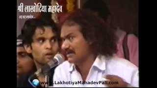 getlinkyoutube.com-Moinuddin Manchala Bhajan | Lakhotiya Mahadev Pali | Live 2002 Bhajan