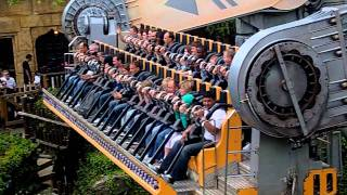getlinkyoutube.com-Scary ride at Chessington World adventures! xx:P