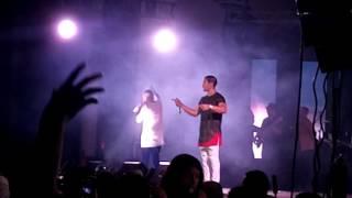 getlinkyoutube.com-Materialista - Chino y Nacho en concierto Guayaquil Radio Universo tour 2016